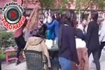 Taciz iddiasıyla erkek öğrenciye dayak!..