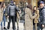 Cem Yılmaz ikizlerle alışverişe çıktı