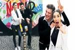 Ece Gürsel ve Berke Hürcan'ın tiyatro heyecanı