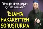 Cübbeli Ahmet'e 'İslam'a hakaret' soruşturması