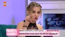 Esra Erol'dan Zuhal Topal'a sert çıkış!