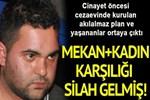 Ahmet Suphi Altındöken'in katil zanlısının ilk ifadesi!