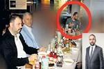 Türk bakanı zora sokan fotoğraf