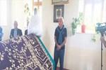 Ali Şen'den anlamlı ziyaret