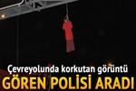 Eskişehir'de ürküten görüntü!..