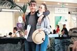 Serenay Sarıkaya ve Kerem Bürsin yine ABD'ye uçtu