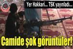 Yüksekova'da PKK'lıların şok görüntüleri ortaya çıktı