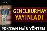 PKK'lı teröristlerden mandallı bomba düzeneği!
