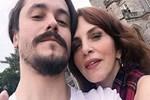 Sertab Erener'in genç eşi panikledi