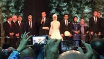 Sümeyye Erdoğan ve Selçuk Bayraktar evlendi
