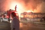 Gazi Mahallesi'nde olaylı gece!..