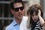 Tom Cruise kızını 3 yıldır görmüyor