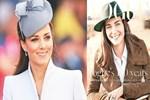 Kate Middleton kapak kızı oldu!