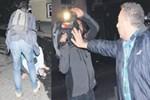 Alkollü Erkan Can'dan muhabirlere saldırı!..