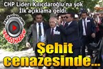 Kemal Kılıçdaroğlu'na yumurtalı protesto!