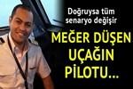 Düşen Mısır uçağının pilotu acil iniş mi yapmak istedi?