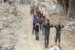 Nusaybin'de 42 PKK'lı terörist böyle teslim oldu!