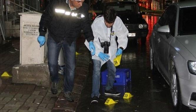 Elazığ'da sokak ortasında infaz!..