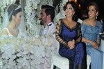 Yasemin Yalçın'ın kızı Eylül evlendi!