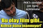 PKK'lı zanlı tutuklandı: