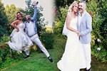 Necmi Yapıcı ve Nihan Durukan'ın nikah sevinci