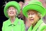 Kraliçe'nin 90. yaş stili
