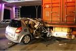 Korkunç trafik kazası: 1 ölü 2 yaralı