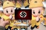 Hayrete düşüren Nazi bebeği