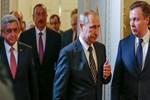 Azerbaycan ve Ermenistan Karabağ için anlaştı