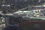Ankara'da AVM'nin çatısı çöktü!
