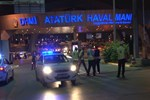 Türkiye'deki üçüncü havalimanı saldırısı!..