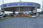 Atatürk Havalimanı araç trafiğine açıldı