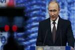 Rusya lideri Putin'den Türkiye'ye taziye
