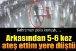 Kahraman polis: