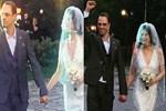 Ebru Özkan ve Ertan Saban evlendi!