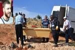 Yunus Durmaz'ın cesedi Kimsesizler Mezarlığı'na defnedildi
