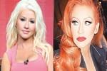 Christina Aguilera son görüntüsüyle şaşırttı