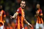 G.Saray - Sneijder gerilimi!