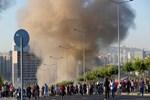 Külliye yakınlarına bomba:5 ölü!