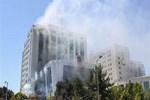 Jandarma Genel Komutanlığı'nda yangın