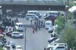Erivan'da polis karargahına saldırı!..