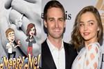 Miranda Kerr ve Evan Spiegel evleniyor!..