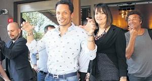 Adriano'dan Kartal pençesi