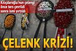 Kılıçdaroğlu'nun çelengi önce ters çevrildi sonra ismi yırtıldı!