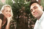 Helin Avşar'dan 'Mutluyuz' pozu