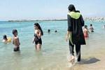 Cannes kıyılarında 'haşema' yasağı