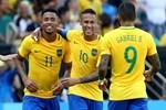 Neymar, Olimpiyat tarihine geçti!