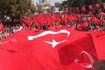 PKK'ya lanet yürüyüşleri Elazığ'dan başladı