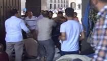 Diyarbakır'da Cuma namazında provokasyon