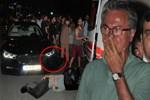 Hasan Kosif'e kaza şoku!